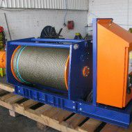 winch-5 - Industrial Sandblasting Perth | TLC Surface Treatment